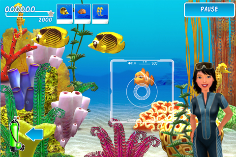 Screenshot Tropical Dreams 3D