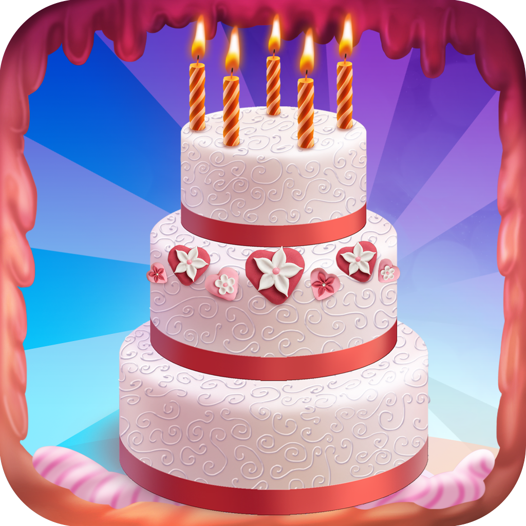 Delicious Cake To Decorate - Fabulous Free Dressing Up Game